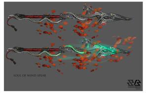 Soul Of Wind Spear by Lee99