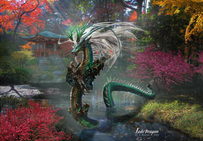 Jade Dragon by Lee99