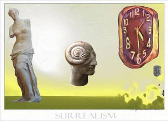 surrealism by gokceyazin
