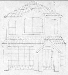 House - Spanish Style Villa by stoner41