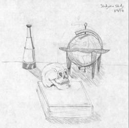 Still Life - Study Study by stoner41