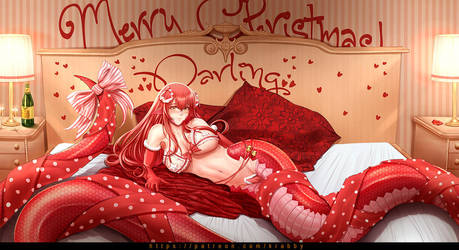 Merry Christmas 2017 Darling by Montteiro