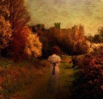Golden Light of Autumn by serene-topaz