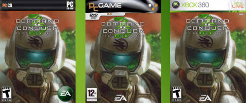CNC3 Gamebox Cover by Alex05
