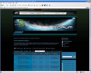 EA CNC3 Forumskin by Alex05