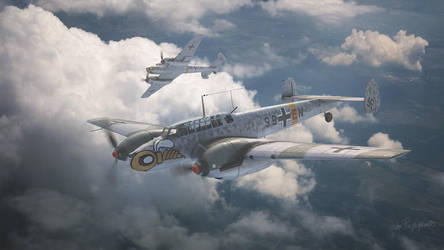 Wasp Fighters by itifonhom