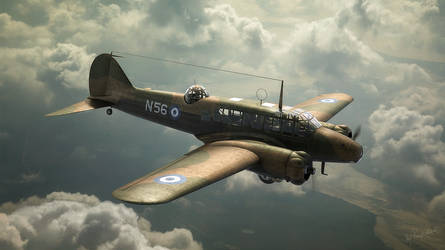 Avro Anson by itifonhom