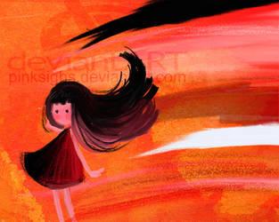 Viento Rojo by pinksighs