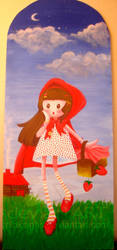 Pinksighs: Caperucita Roja by pinksighs