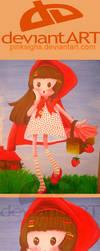 Details of Caperucita Roja by pinksighs