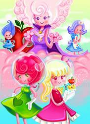 La princesa del mundo flotante by pinksighs