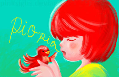 Pollito by pinksighs