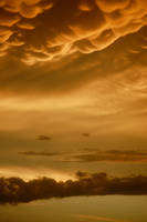 A lake in the clouds by OcularFracture