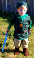 Kid Link by OcularFracture