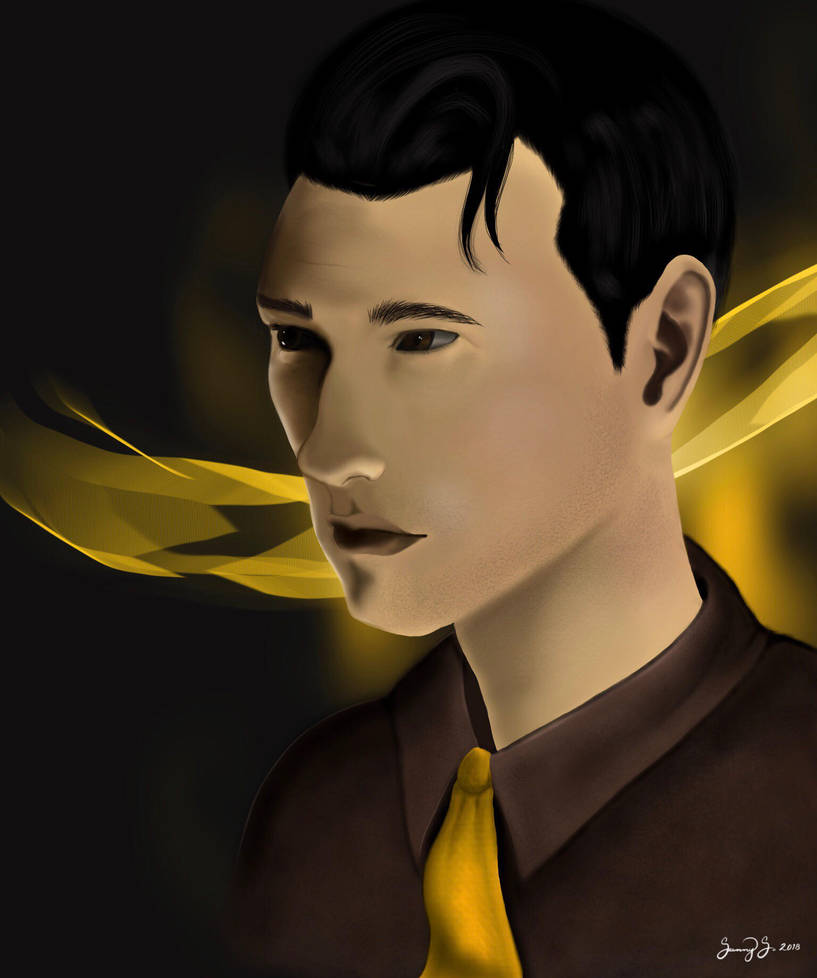 Fellow Yellow by OcularFracture