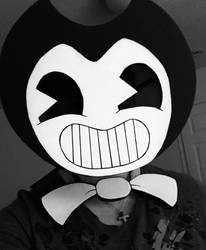 Bendy costume  by OcularFracture