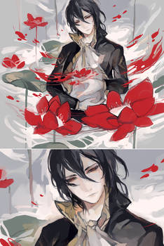 Noblesse - Flowers by Sawitry