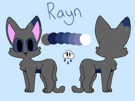 Rayn by Fay-Doodles