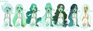 Types of waves by Reiltra