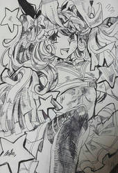 cheerleader  by ranjoo