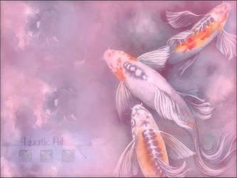 Aquatic Fish by Contorted-Lyridamson