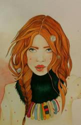 Orange by Arasdreams