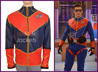 Henry Danger Tv Series Captain Man Costume Jacket By Vainggooch On