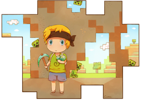 InTheLittleWood by Louivi