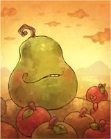 Casual Pear by Louivi