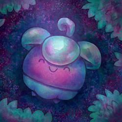 Pokemon #761 Bounsweet by Louivi