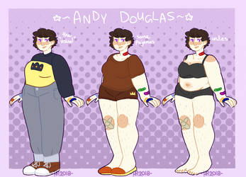 ville monstre: updated andy ref by m5w