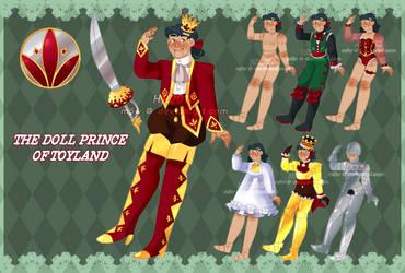 ota: toyland prince [CLOSED] by m5w