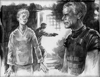 Desperate Measures, SG-1 by Ognivik