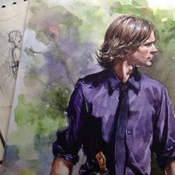 Spencer (color) by Ognivik