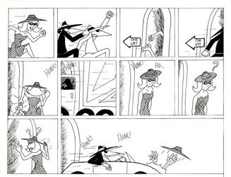 Spy vs. Spy fan comic 3 by senorfro