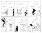 Spy vs. Spy fan comic 5 by senorfro