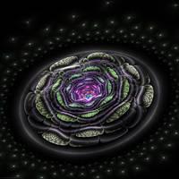 Illuminated Spotflower by Shroomer83