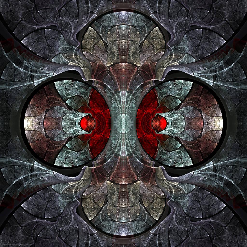 Metallic Waves by Shroomer83