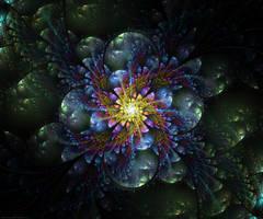 Psychedelic Vortex by Shroomer83