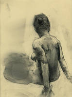 Life Drawing 2012: 03 by napoleoman