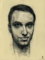 Self Portrait 2012 by napoleoman