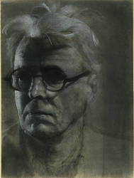 Steichen's Yeats by napoleoman
