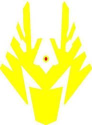 Kamen Rider Dragon Knight Logo by Zero--Nova
