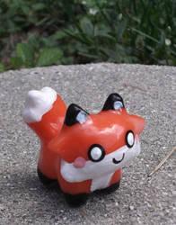 Foxy by JillyFoo