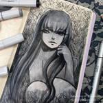 Anxiety  by yamiko-michi