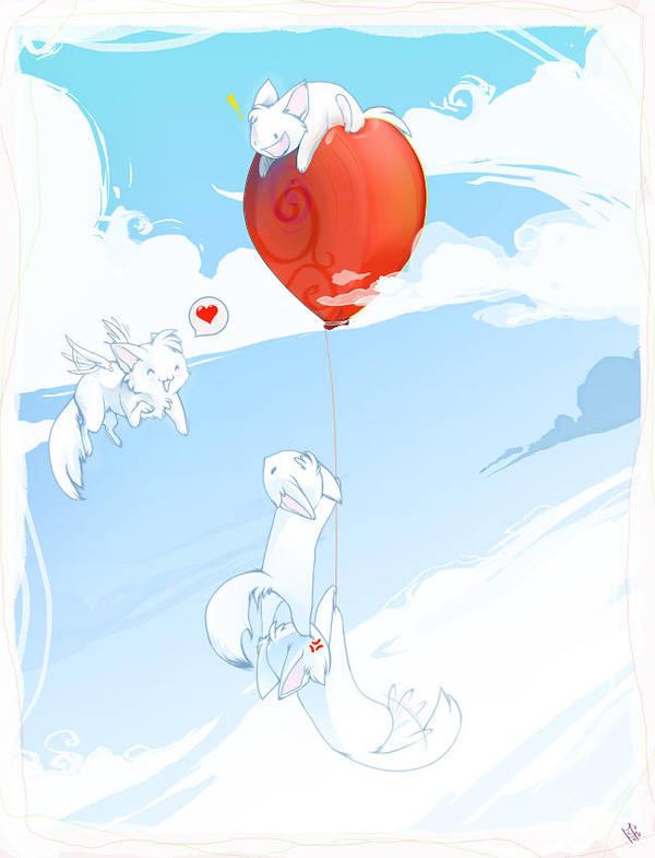 Fly high by Andoledius