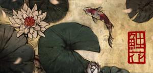 Lotus Fish by Andoledius