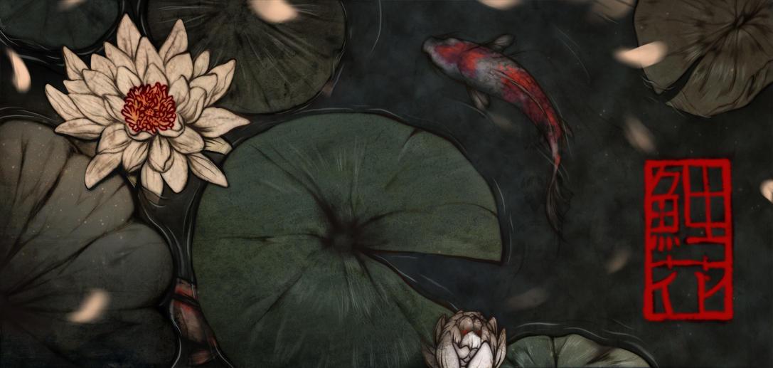 Lotus Fish Ver.2 by Andoledius
