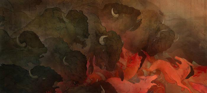 The Massacre by Andoledius