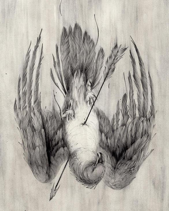 The Eagle and the Arrow by Andoledius
